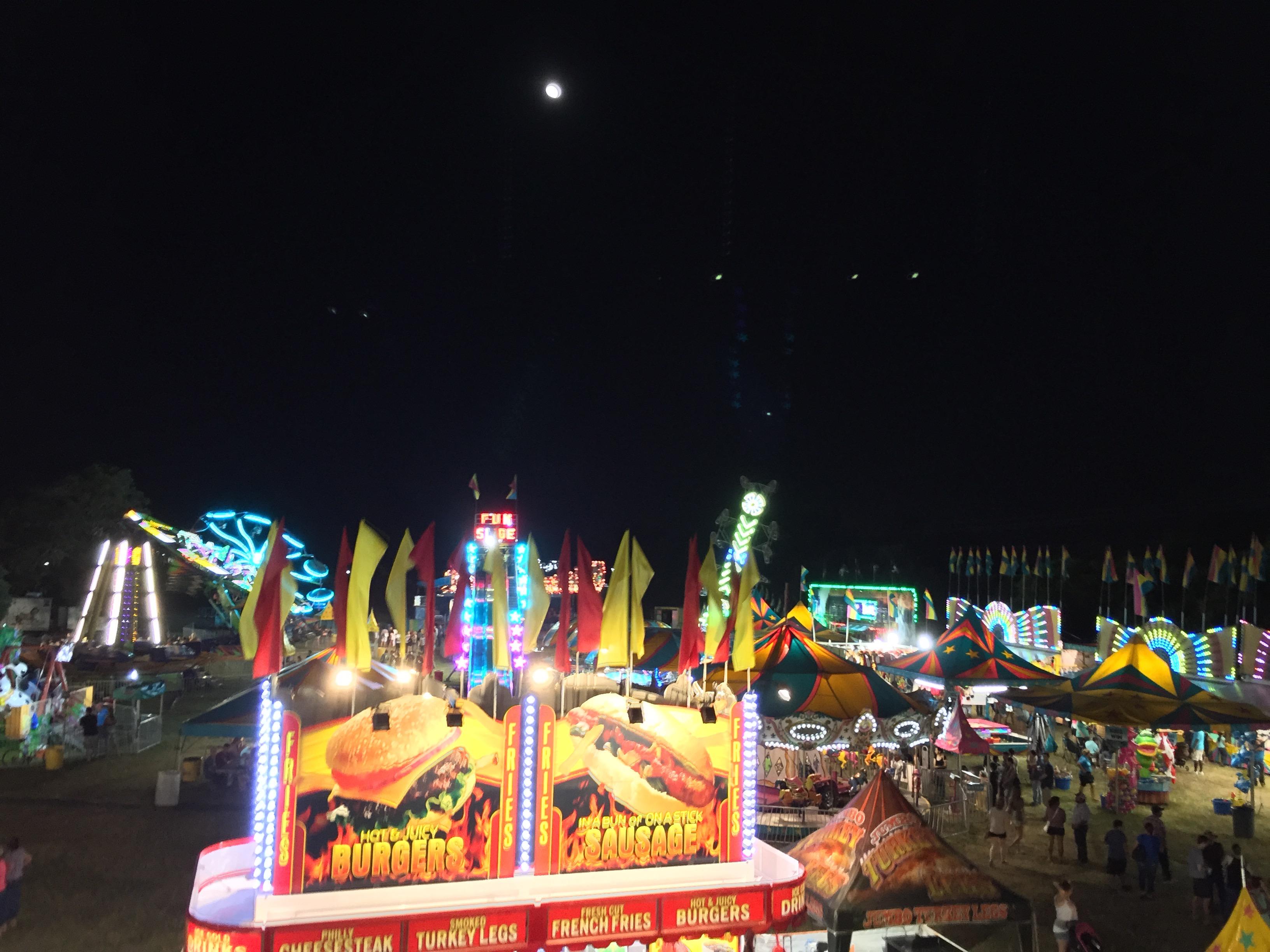 Boerne Texas Berges Fest 2016