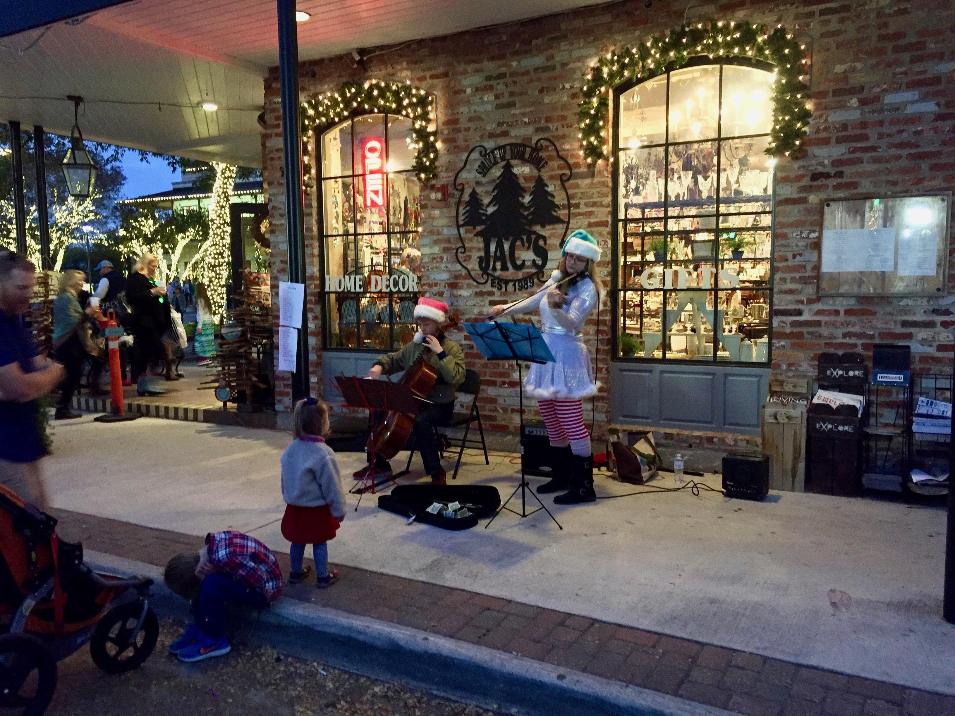 Dickens On Main 2016 Boerne Texas