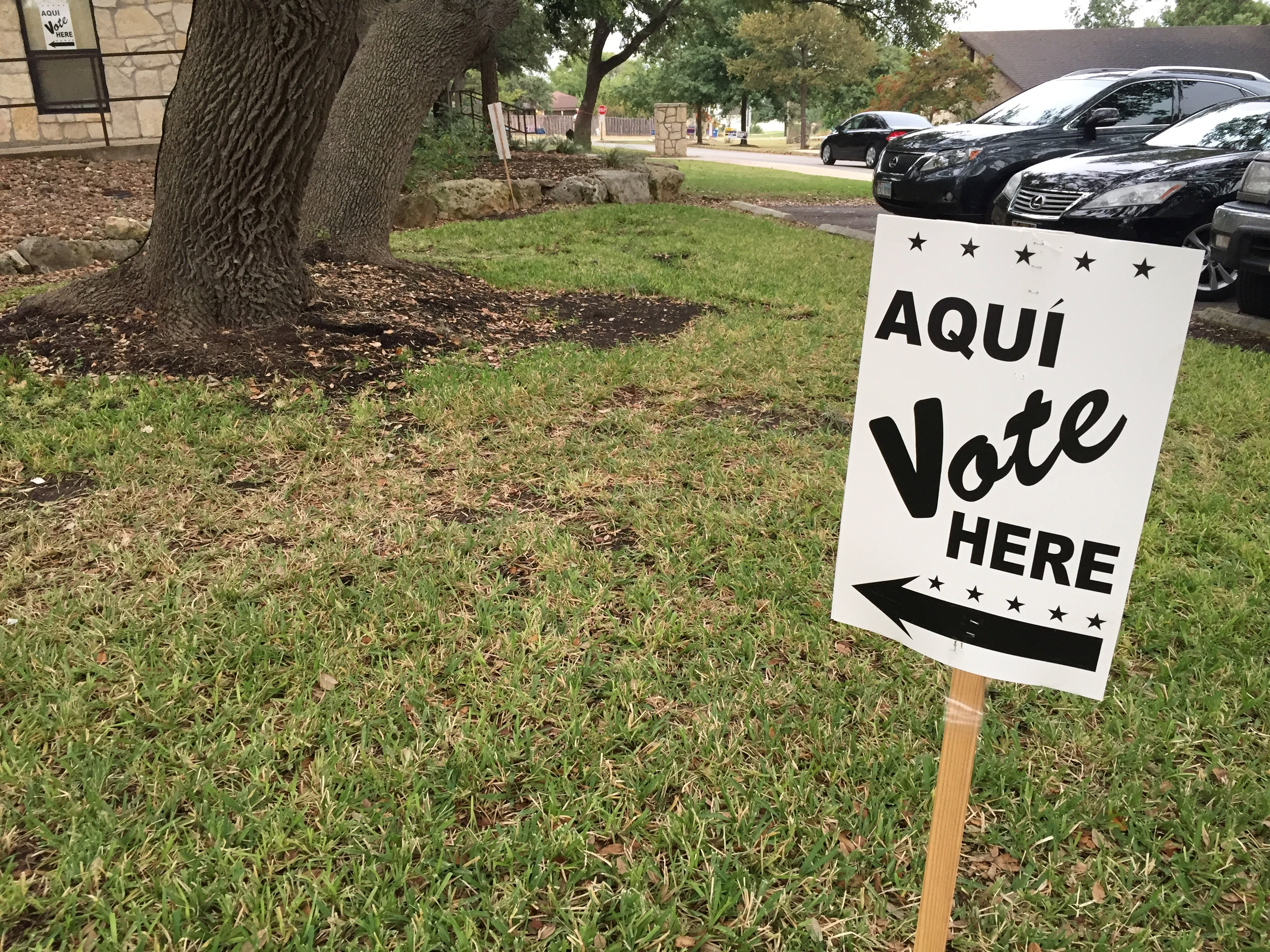 San Antonio Election Day 2016