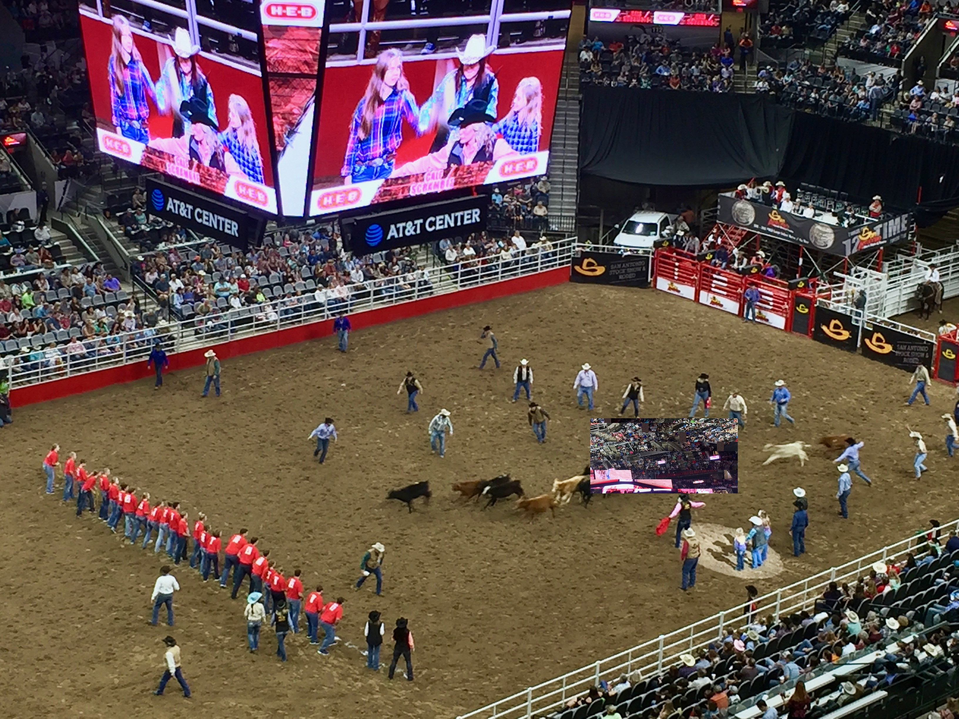 San Antonio Stock Show and Rodeo 2017