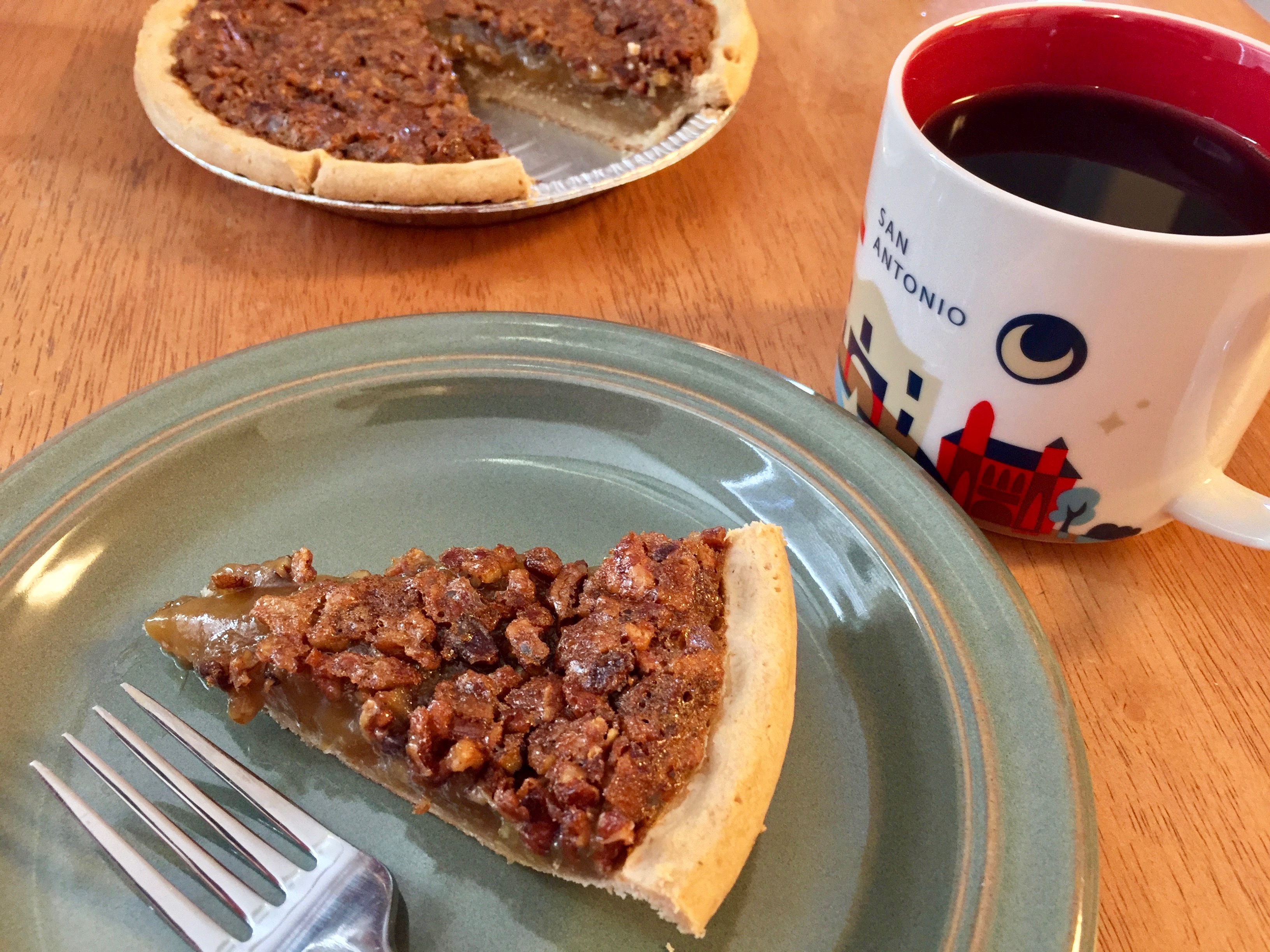Pecan Pie State Pie of Texas