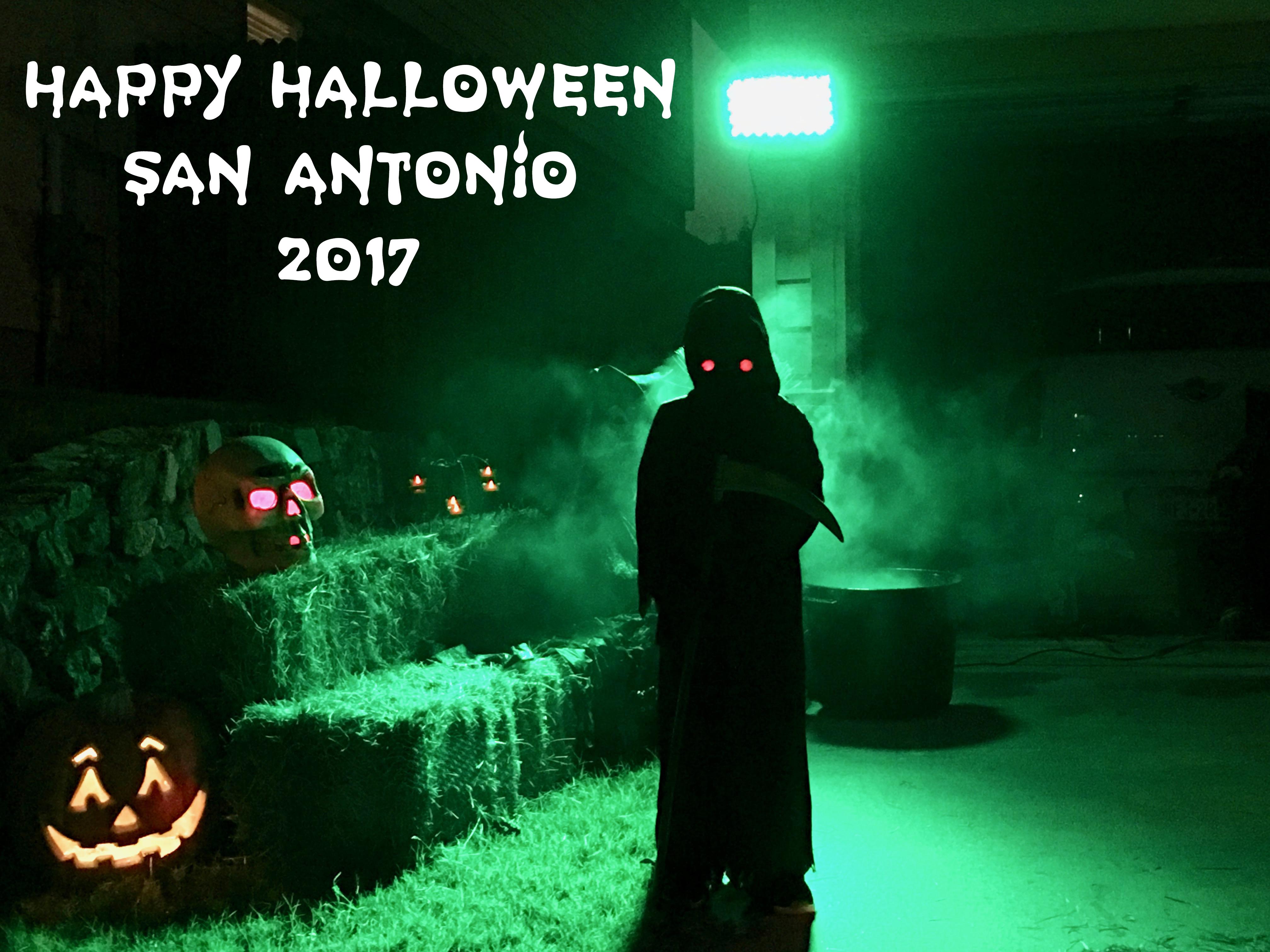Happy Halloween San Antonio 2017