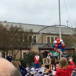 Leon Springs Elementary Veterans Day 2017
