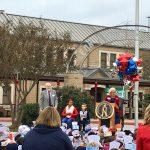 Leon Springs Elementary Veterans Day 2017