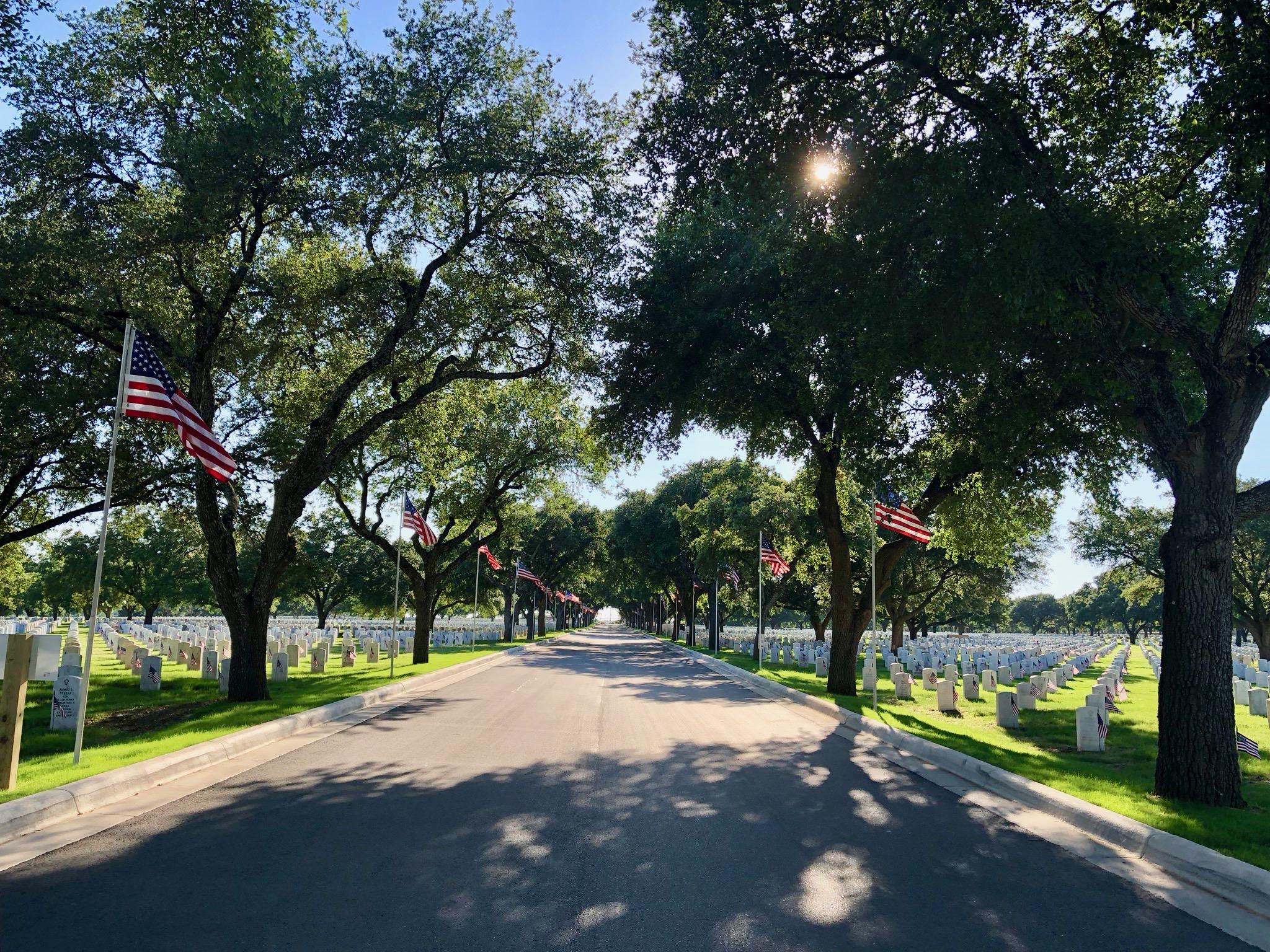 San Antonio Memorial Day 2018