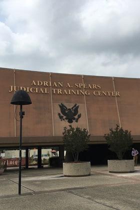 Adrian A. Spears Judicial Training Center San Antonio Texas