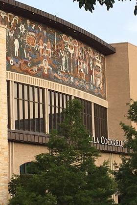 Lila Cockrell Theatre San Antonio Texas